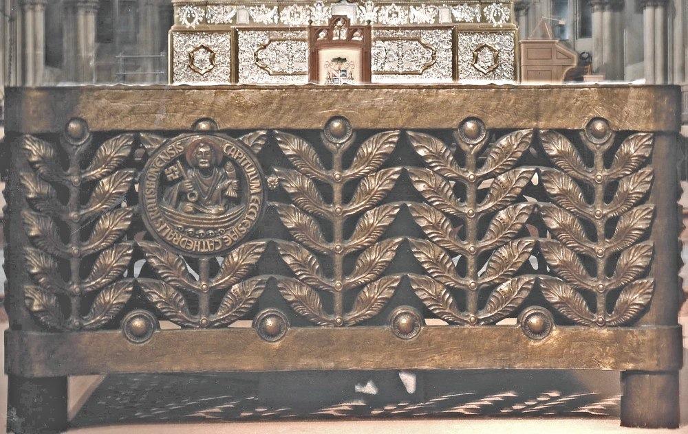 Altarinsel Regensburger Dom