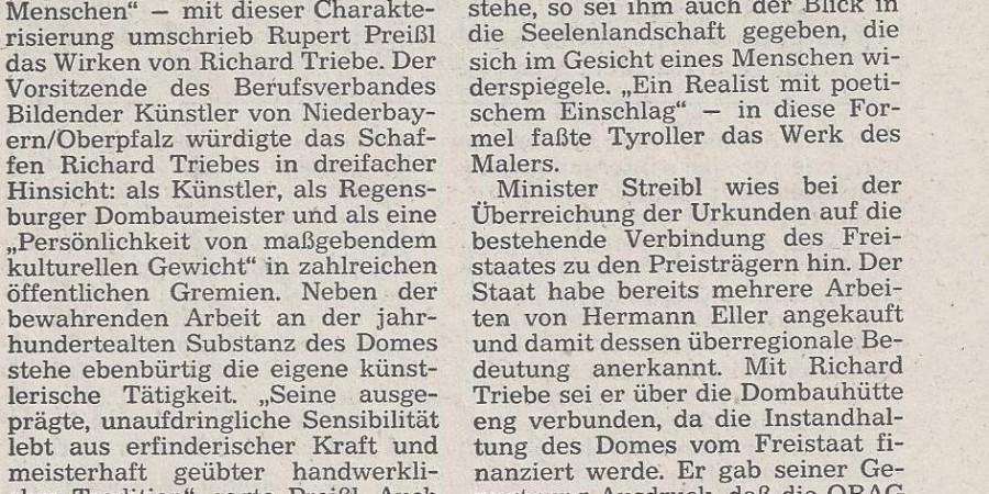 Richard Triebe und Hermann Eller